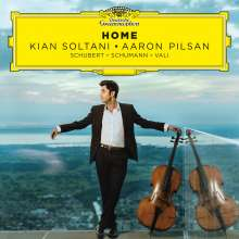 Kian Soltani - Home, CD