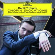 Daniil Trifonov - Chopin Evocations (180g), 3 LPs