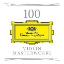 100 Violin Concertos, 5 CDs