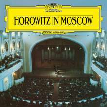 Horowitz in Moscow 1985 (180g), LP