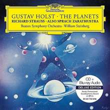 Gustav Holst (1874-1934): The Planets op.32 (mit Blu-ray Audio), 2 CDs