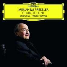 Menahem Pressler - Clair de Lune, CD
