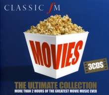 Filmmusik Sampler: Filmmusik: Classic FM Movies (The Ultimate Collection), 3 CDs