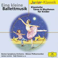 Eine kleine Ballettmusik - Tänze & Rhythmen für Kinder, CD