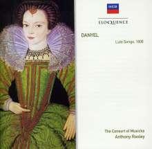John Danyel (1564-1626): Lautenlieder, CD