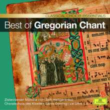Classical Choice - Best of Gregorian Chant, CD