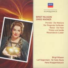 Birgit Nilsson sings Wagner, 2 CDs