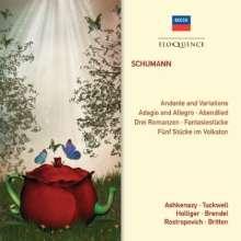 Robert Schumann (1810-1856): Kammermusik, CD