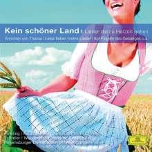 Kein schöner Land - Volkslieder, CD