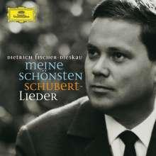 Dietrich Fischer-Dieskau - Meine schönsten Schubert-Lieder, CD