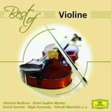 Best of Violin, CD