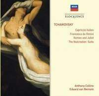 Peter Iljitsch Tschaikowsky (1840-1893): Capriccio Italien op.45, CD