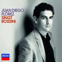 Juan Diego Florez singt Rossini, CD
