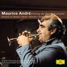 Maurice Andre - König der Barocktrompete, CD
