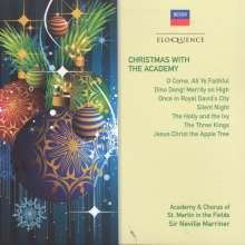 Academy St. Martin - Christmas, CD