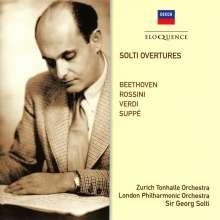 Georg Solti  - Solti Overtures, CD