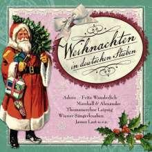 Weihnachten in deutschen Stuben, CD