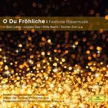 O du fröhliche - Festliche Bläsermusik, CD