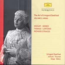The Art of Irmgard Seefried Vol.2 - Arias, CD