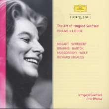 The Art of Irmgard Seefried Vol.3 - Lieder, CD