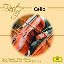 Best of Cello, CD