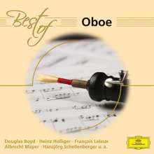 Best of Oboe, CD