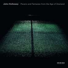 John Holloway - Pavans and Fantasies from the Age of Dowland, CD