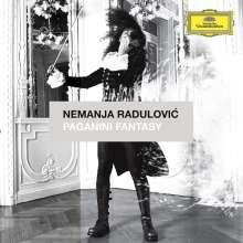 Nemanja Radulovic - Paganini Fantasy, CD