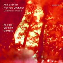 Anja Lechner - Moderato Cantabile, CD