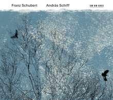 Andras Schiff - Fortepiano (Werke von Franz Schubert), 2 CDs