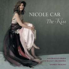 Nicole Car - The Kiss, CD