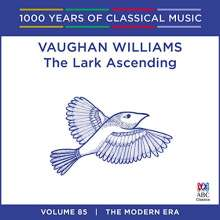 Ralph Vaughan Williams (1872-1958): The Lark Ascending, CD