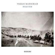 Tigran Mansurian (geb. 1939): Requiem, CD