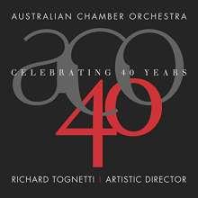 Australian Chamber Orchestra - Celebrating 40 Years, 2 CDs