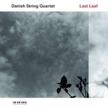 Danish String Quartet - Last Leaf, CD