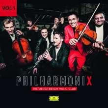 The Philharmonix - The Vienna Berlin Music Club Vol. 1, CD