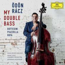Ödön Racz - My Double Bass, CD