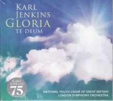 Karl Jenkins (geb. 1944): Gloria, CD