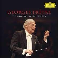 Georges Pretre - The Last Concert at La Scala 2016, CD