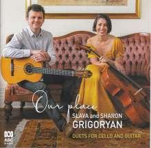 Sharon & Slava Grigoryan - Our place, CD