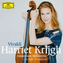 Antonio Vivaldi (1678-1741): Cellokonzerte RV 401,412,423, CD
