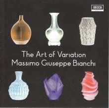 Massimo Giuseppe Bianchi - The Art of Variation, CD