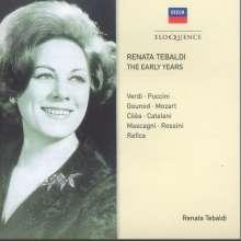 Renata Tebaldi - The Early Years, CD