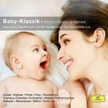 Baby Klassik - Mozart für kleine Genies, CD