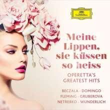 Meine Lippen, die küssen so heiß - Operetta's Greatest Hits, 2 CDs