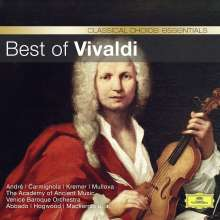 Classical Choice - Best of Vivaldi, CD