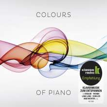 Colours of Piano, 2 CDs