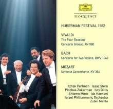 Huberman Festival 1982, 2 CDs