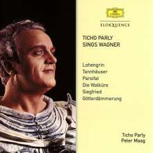 Ticho Parly sings Wagner, CD