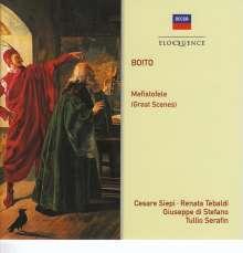 Arrigo Boito (1842-1918): Mefistofele (Ausz.), CD